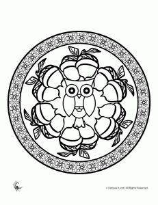 fall mandala coloring pages for kids and adults this is a great site lots
