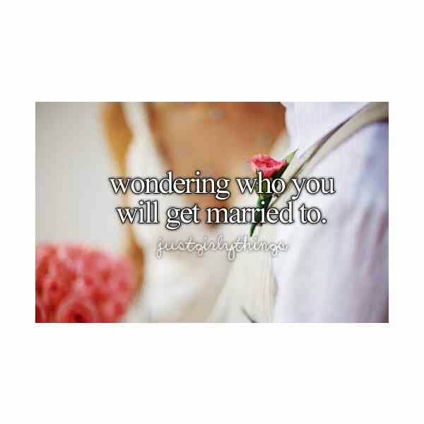 Just girly things- I'm hoping Jared, but I really don't know.