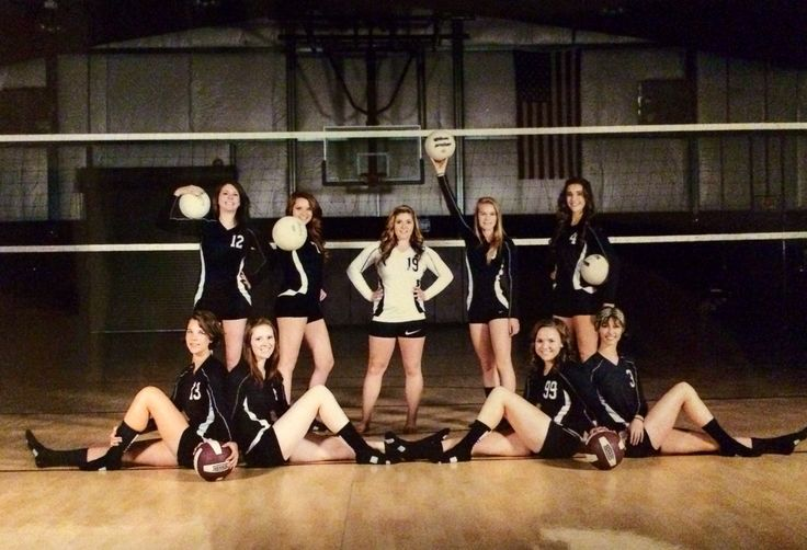 Volleyball pictures, my team