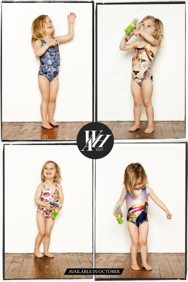 WAH Kids - available for pre-order until Oct 31st! It's a very special day today at WAH HQ - We're exclusively releasing our first children's range! Available for pre-sale until the end of October with delivery in November.  Order now: http://wearehandsome.com/shop.aspx?menu=exclusives