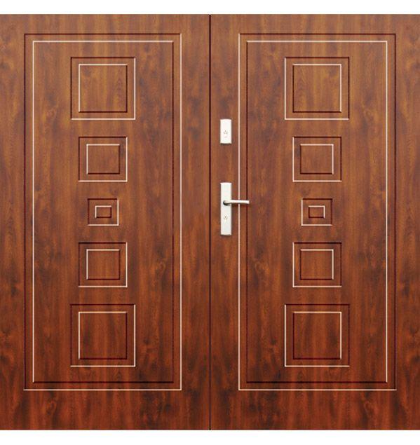 Fargo 28 Double External French Door Porte Vitree Portes En Bois Modernes Portes Pleines