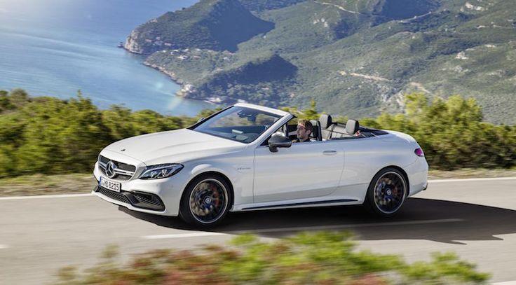 Mercedes Clase C Cabrio, por 47.900 euros es tuyo - http://www.actualidadmotor.com/mercedes-clase-c-cabrio-por-un-precio-de-47-900-euros/