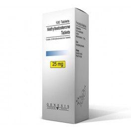Methyltestosteron Tabletten Genesis 100 Tabs (25 mg)  -Methyltestosteron -Genesis Labors -100 Tabletten (1tab = 25 mg) Menge - 1