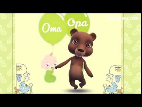 Gratulation Oma und Opa - YouTube