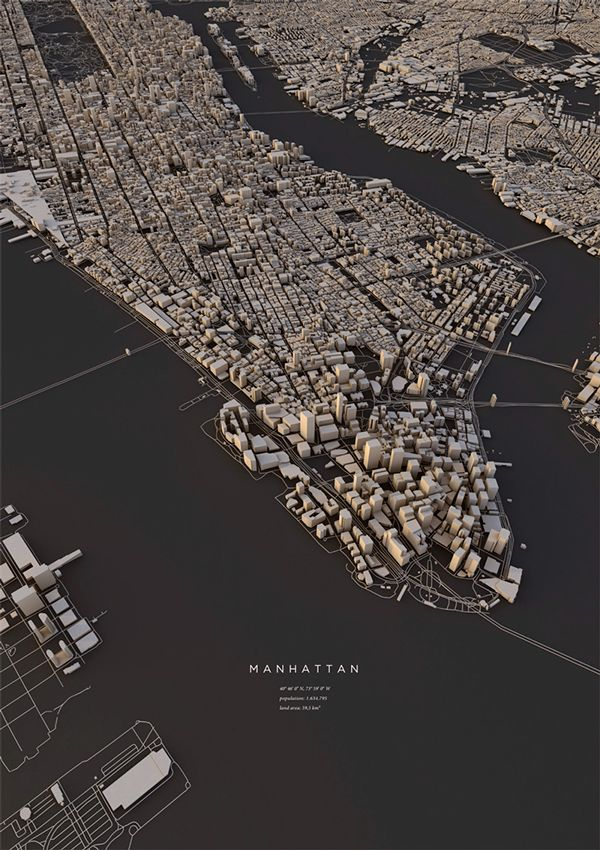 City Layouts on Behance 102 best Maps