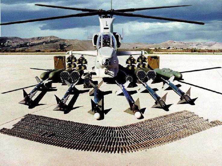 AH-1 weapons