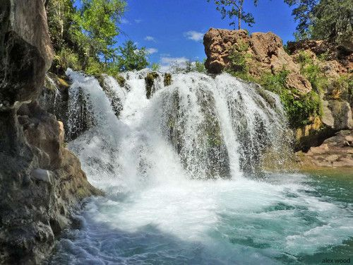 Fossil Creek near Fort Worth Texas