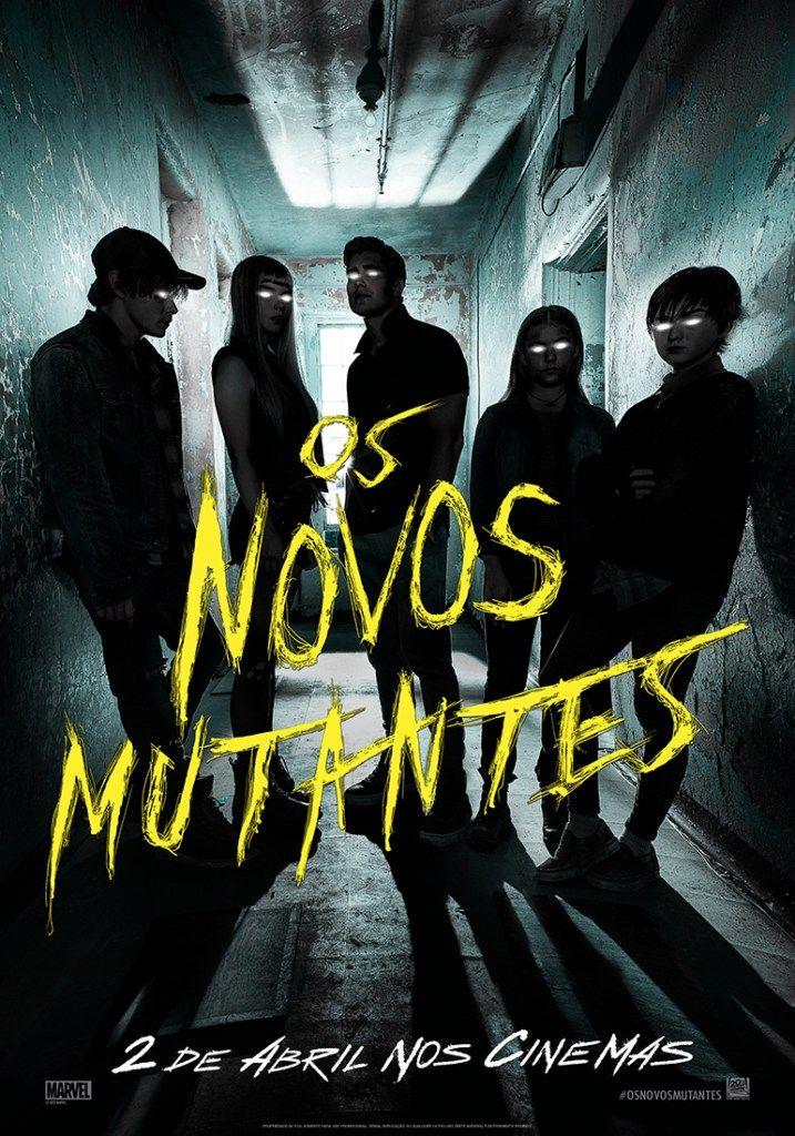 Os Novos Mutantes Ganha Poster E Novas Imagens Focadas Em Miragem E Mancha Solar Novos Mutantes Filmes Completos Filmes Legendados