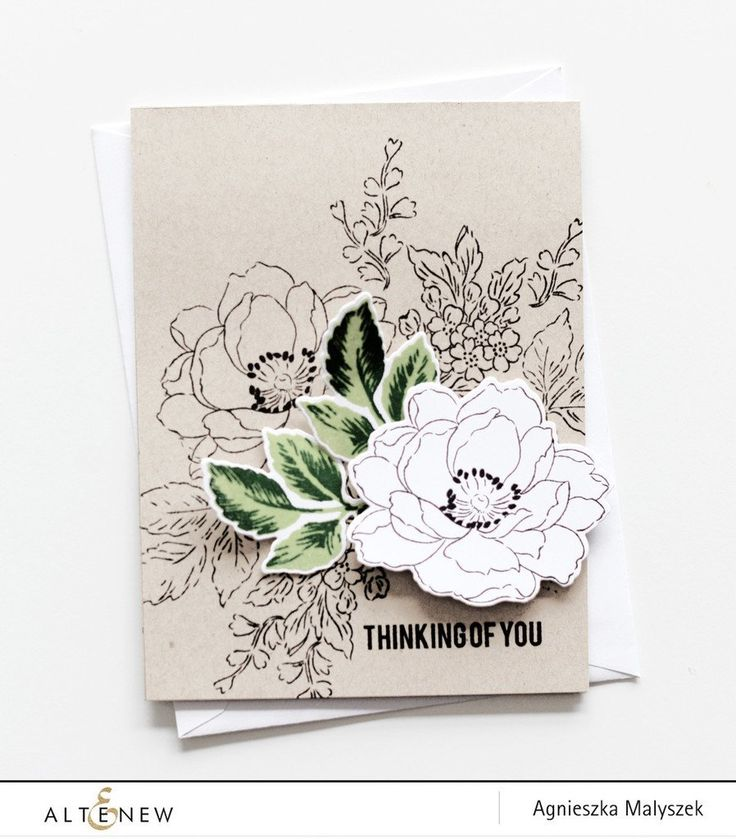 Beautiful Day Stamp & Die Bundle - Altenew  - 2