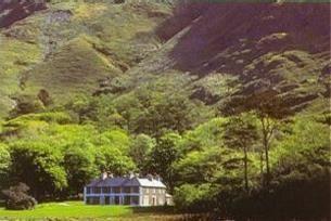 Delphi Lodge - Historische huizen - Leenane   Ireland.com