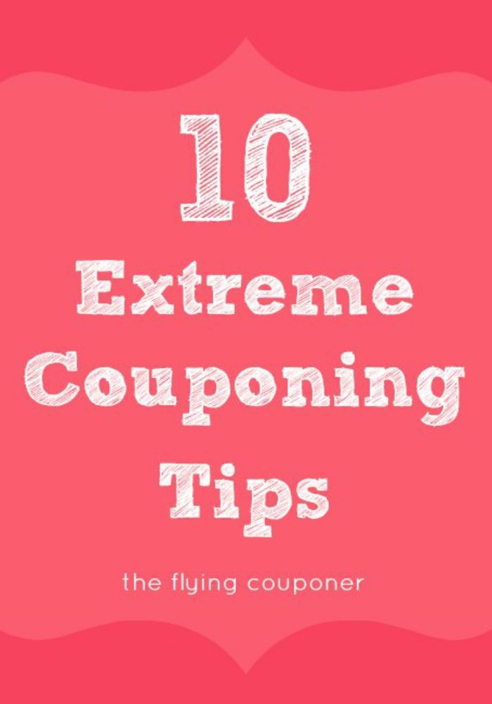 10 Extreme Couponing Tips. Learn as much as you can about couponing. The more you know, the more comfortable you will become. Saving money tips. The Flying Couponer | Family. Travel. Saving Money