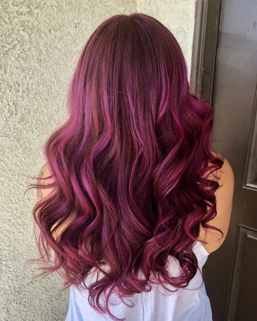 38 Best Burgundy Hair Color Ideas Of 2019 Yummy Wine