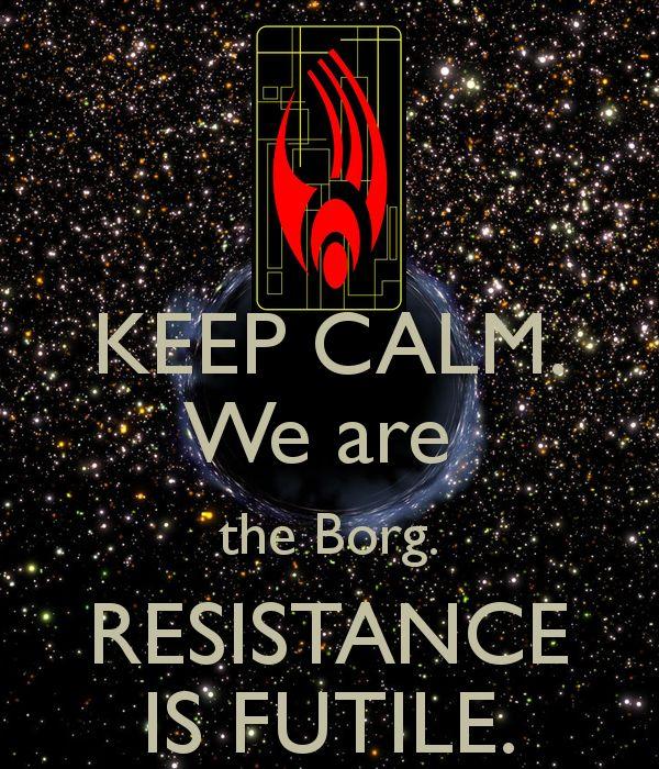 Para entendidos de Star Trek...