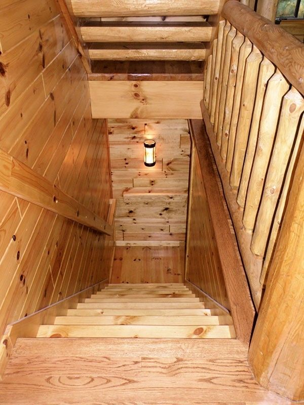 Best 41 Best Log Home Basement Ideas Images On Pinterest Home 400 x 300