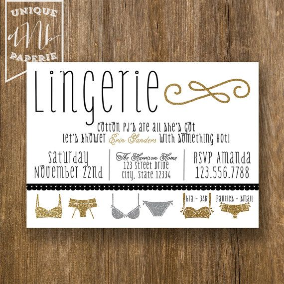 Glitter Lingerie this is cute! /// Bachelorette Party or by designsbynicolina, $24.75