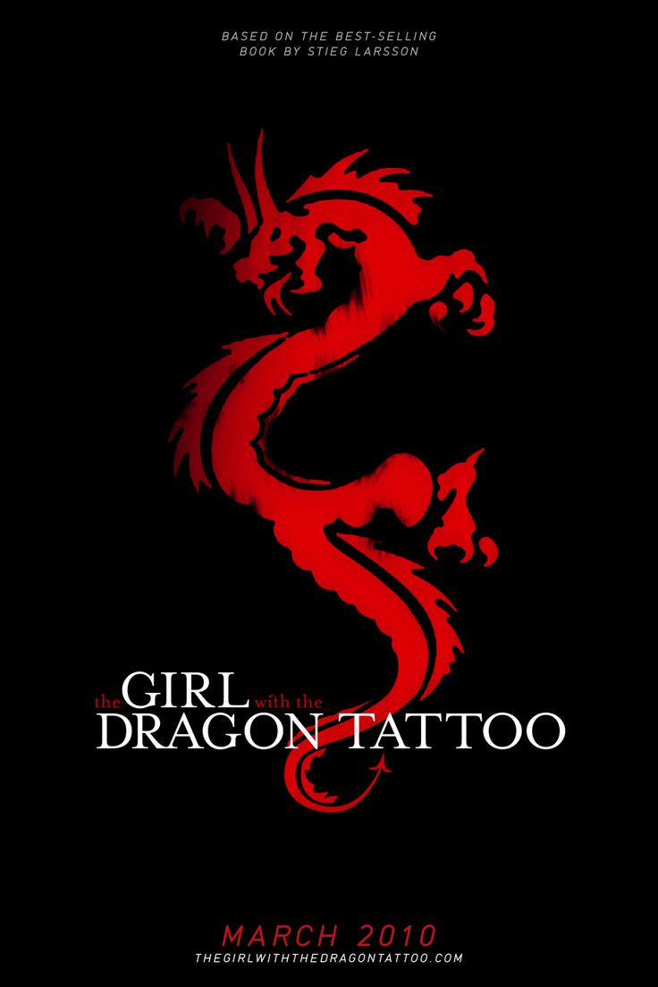 The Girl With The Dragon Tattoo – 2009 – Movie Review ... Labyrinth Movie Tattoo