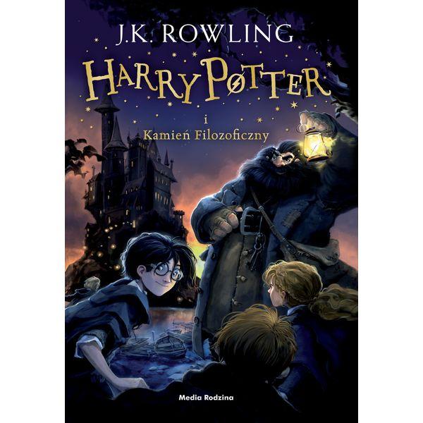 J.K.Rowling - Harty Potter i kamień filozoficzny