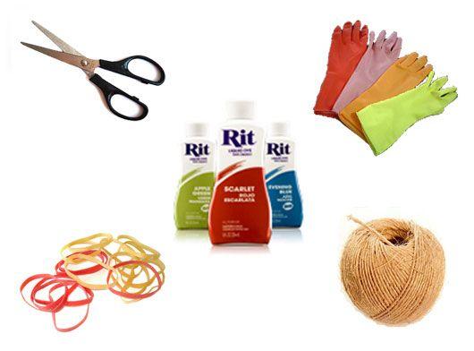 Tie Dye Ts - Summer Day Project
