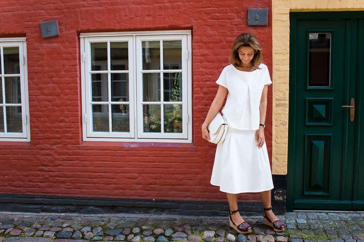 White summer romance in Flensburg