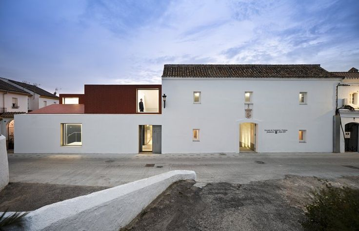 Cooking school in ancient slaughterhouse, Medina-Sidonia, 2011