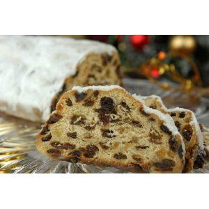 Dresdner Stollen Christmas Cake