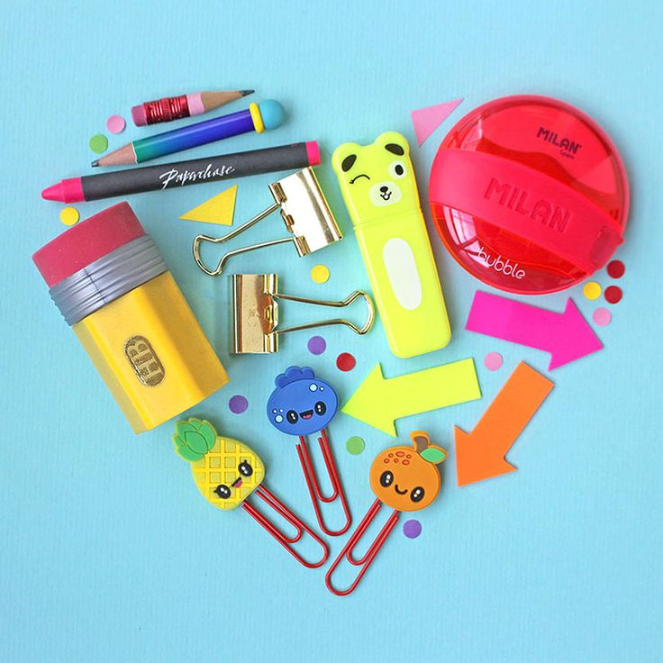 We HEART stationery!!!