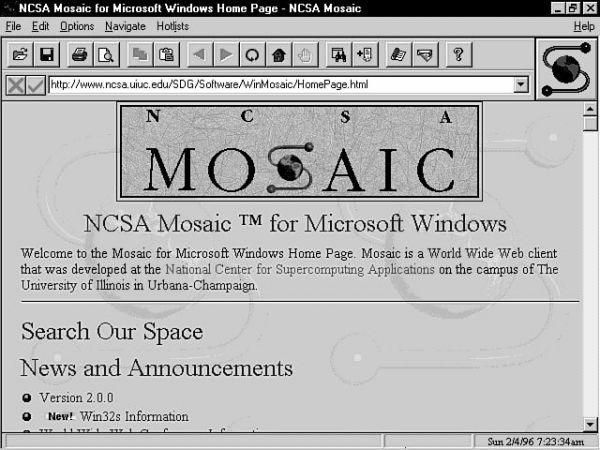 NCSA Mosaic, the first web browser with the ability to display text and images inline, was released today in 1993!