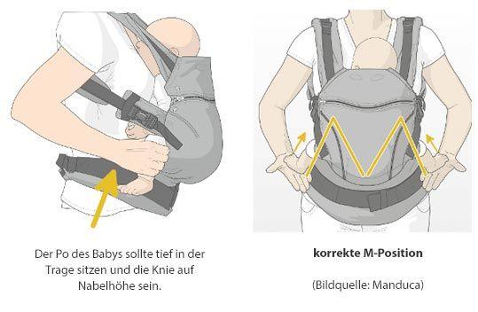 So trägst Du Dein Baby richtig!!! #babytrage #tragetuch #trageberatung