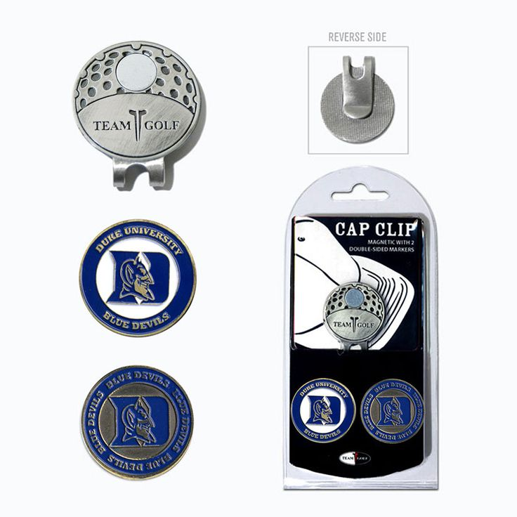 Duke Blue Devils NCAA Cap Clip