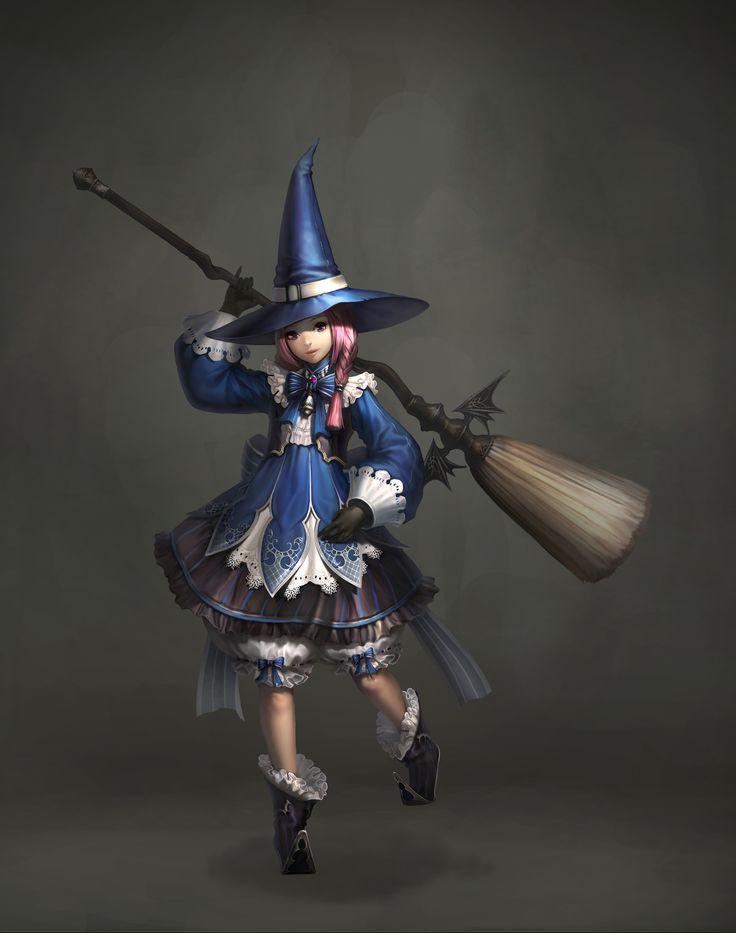 Atlantica Online - Witch
