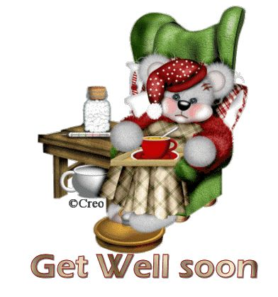 Get Well Soon Messages | Get Well Soon - Messages, Cards, Images and Graphics with Get Well ...