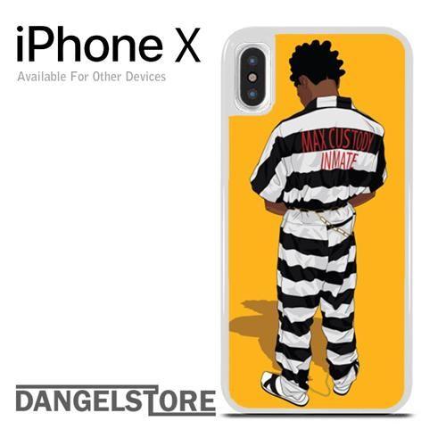 Free Kodak Black Max Custody Inmate YT For iPhone X