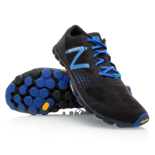 Provide New Balance Minimus Zero Trail V2 Core blue Shoes factory direct