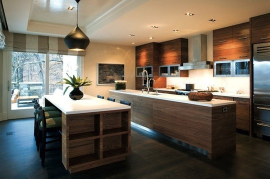 Dream kitchen that I will probably never cook in.