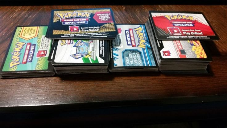 Pokemon TCG ONLINE CODE LOT - 234 CODE CARDS - STORM, FLASH, FISTS, CLASH, ETC in Toys & Hobbies | eBay