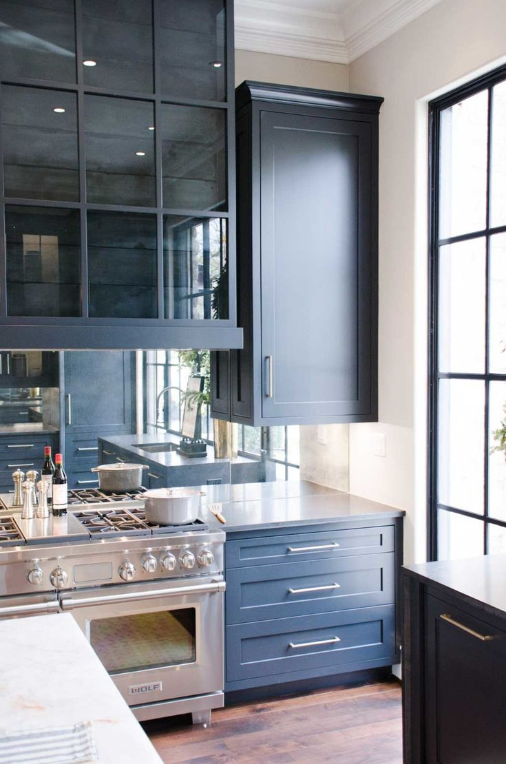 Mirror Backsplash In Kitchen 25 Best Ideas About Mirror Backsplash On Pinterest Mirror