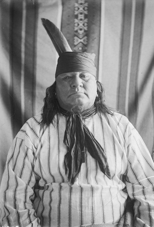 White Horns - Osage 1904