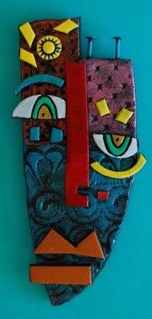 Marvellous masks inspired by Kimmie Cantrell