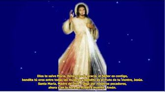 CORONILLA A LA DIVINA MISERICORDIA - YouTube
