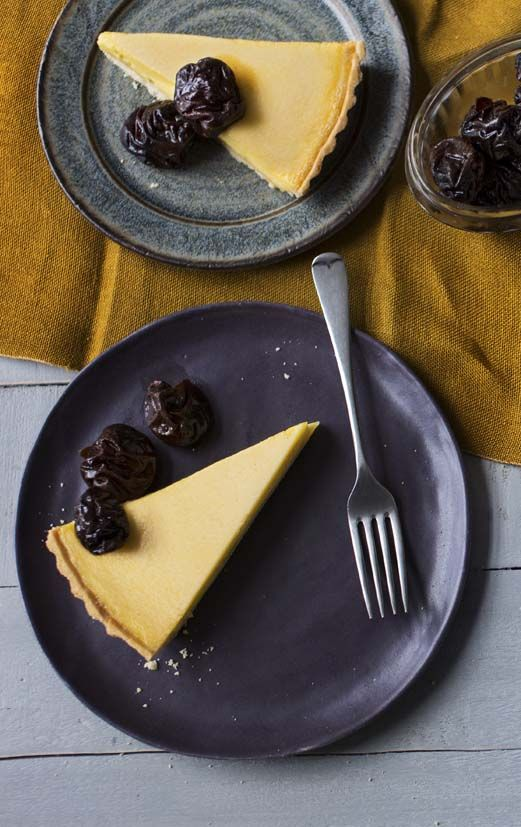 Serve up a sweetly sophisticated tart that matches rich vanilla with fragrant Earl Grey tea