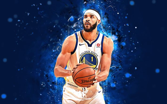 Download wallpapers 4k, JaVale McGee, abstract art, basketball stars, NBA, Golde…