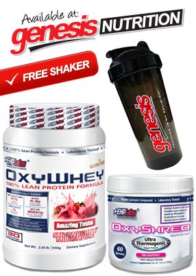 OxyShred + Oxywhey + Genesis Shaker by EHP Labs - New to Genesis - Specials PrimaForce Dendrobium Powder - New to Genesis - Specials - Shop Online @ www.genesis.com.au