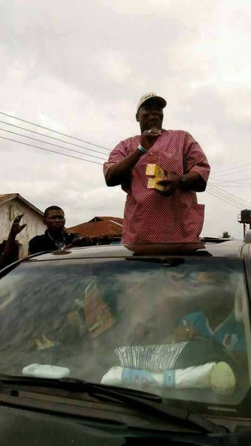 Osun Speaker Throws Gala And Lipton Tea To People Of His Constituent