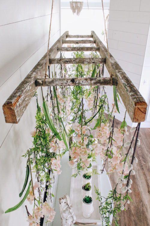 French Farmhouse | Ladder
