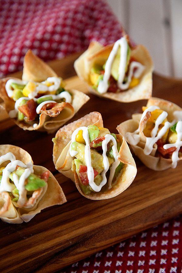 These Fresh Avocado Bites make an amazing appetizer!