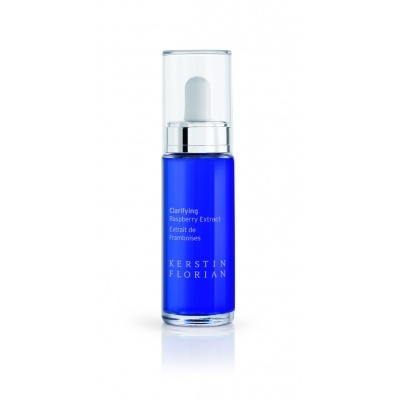 Clarifying Raspberry Extract 30ml, £70.50 Combination and Oily Skin   Extracted from vitamin-rich raspberry, this nourishing concentrate helps to naturally hydrate and balance the skin.