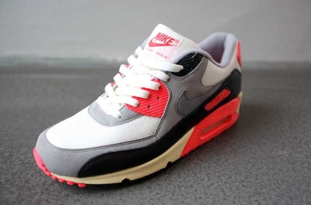 nike air max 90 prm vintage infrared