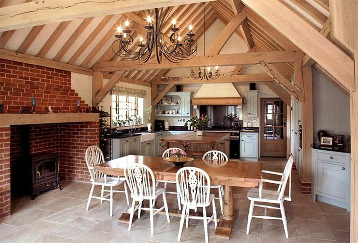 Oak Framed Kitchen Extension