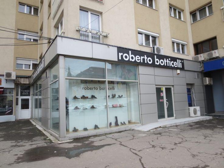 Roberto Botticelli Timisoara - incaltaminte, imbracaminte si accesorii pentru femei si barbati