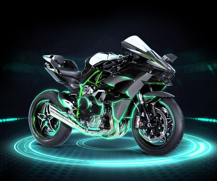 10 Fastest Motorcycles in the World in 2018